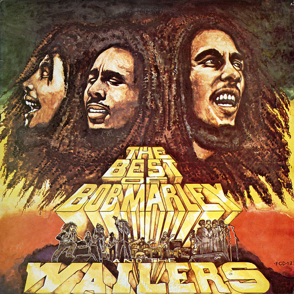 the best of bob marley the wailers the african place. Black Bedroom Furniture Sets. Home Design Ideas